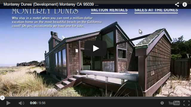 Monterey Dunes Development