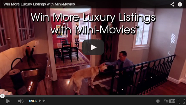 Win More Luxury Listings with Mini-Movies thumbnail